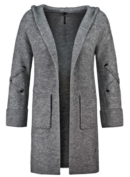WKN BUNNY jacket anthra mel.