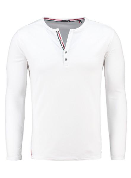 MLS RAFA button white