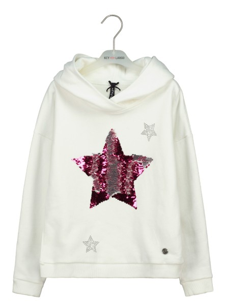GSW MILKY WAY hood offwhite
