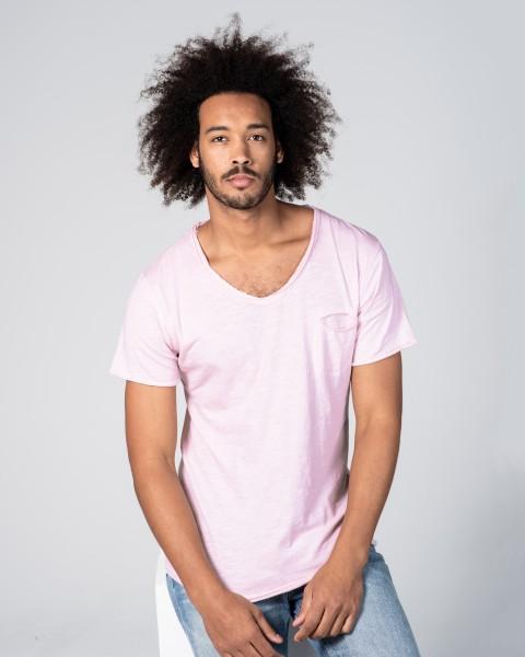 MT SODA NEW v-neck rosa