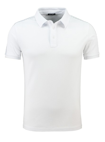 MP ROOSTER polo white