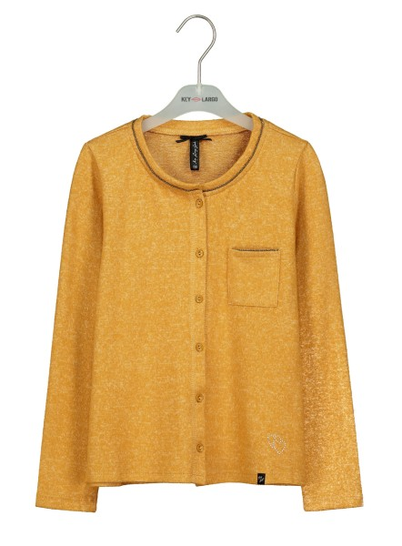 GLS LISA jacket dark yellow
