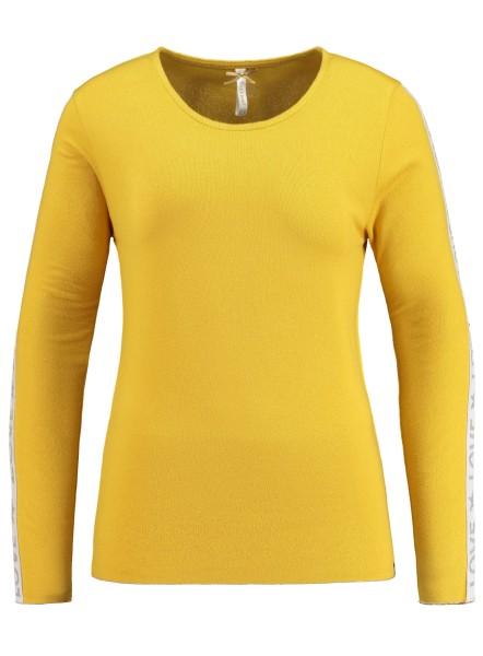 WLS CLAUDIA round dark yellow