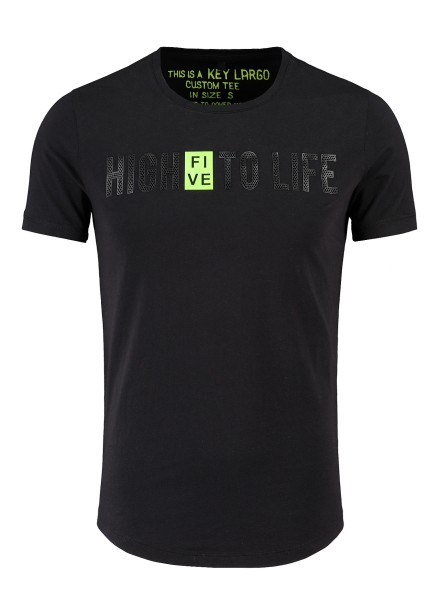 MT HIGH FIVE round black