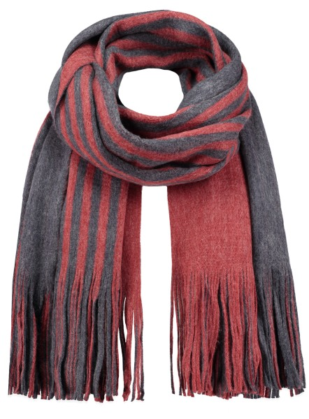 MA DENMARK scarf /4 dark blue-red