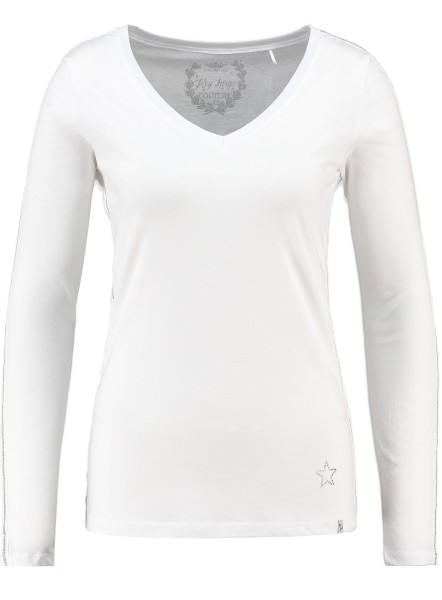 WLS CLEAN v-neck