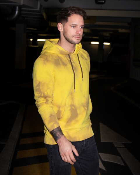 MSW UNLIMITED hoody yellow