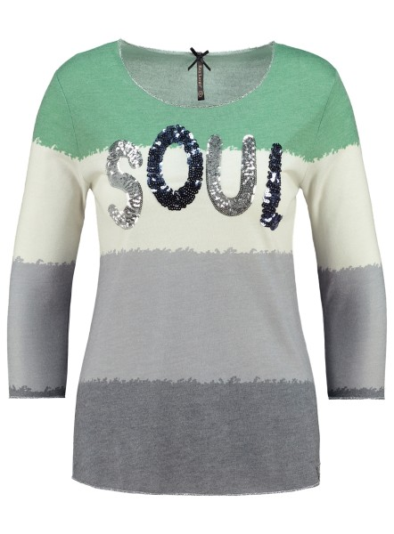 WLS SOUL round green-silver