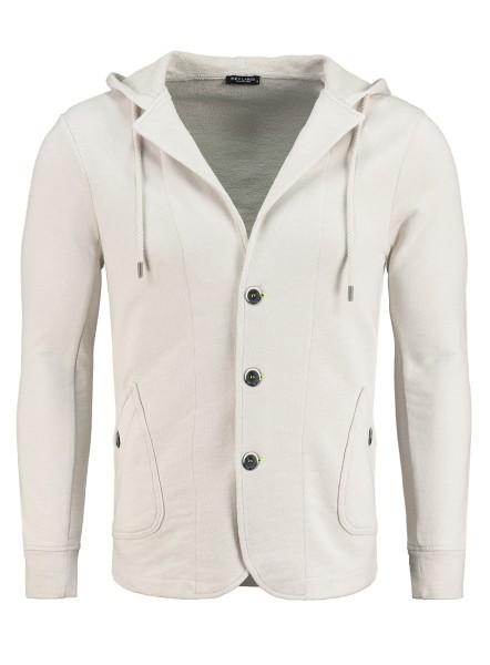 MSW FINSBURY jacket-hoody stone
