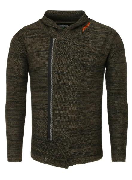 MST MAGNUS zip shawl