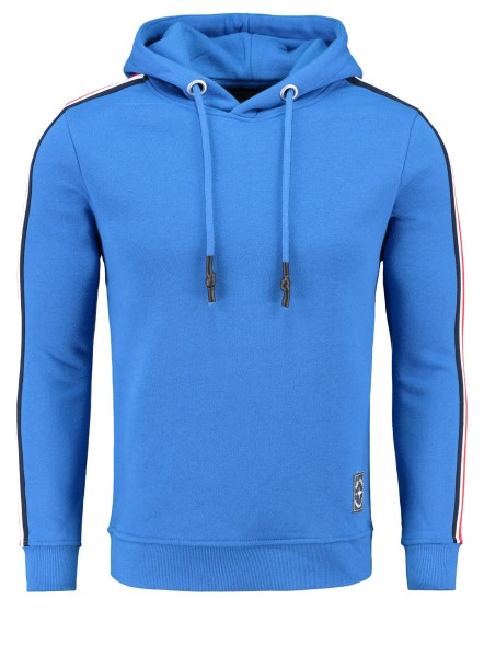 MSW INTER hoody atlantic blue