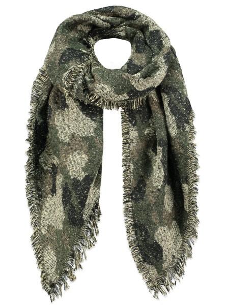 WA FOREST scarf / 2