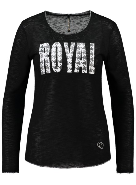 WLS ROYALTY round black