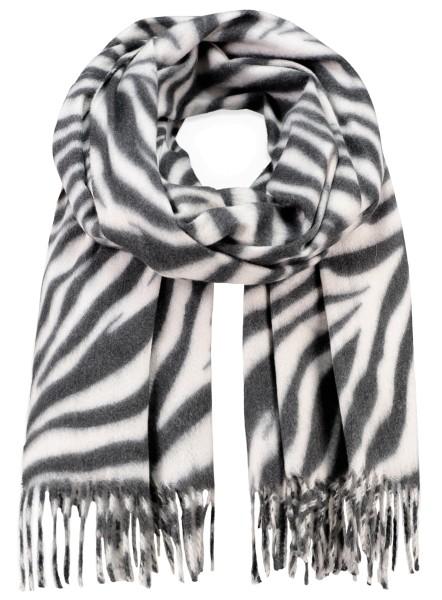 WA WILD scarf / 7 white