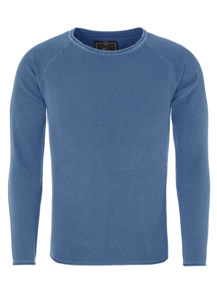 MST THOMAS round neck light blue