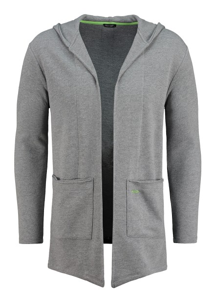MSW UNBELIEVABLE jacket long grey