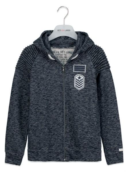BSW CAMP jacket navy