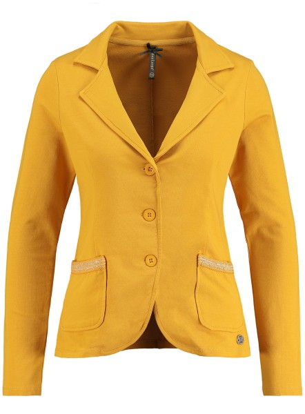 WSW RICH jacket dark yellow