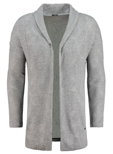 MSW ABILITY jacket long grey