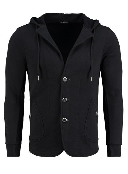 MSW FINSBURY jacket-hoody black
