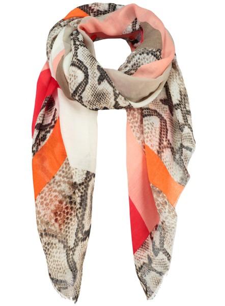 WA POISON scarf / 4 red