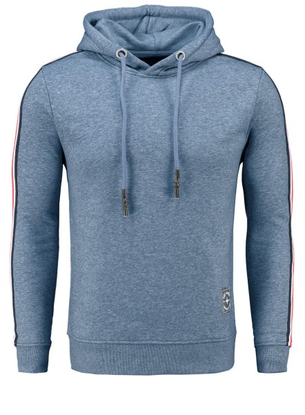 MSW INTER hoody dark blue mel.