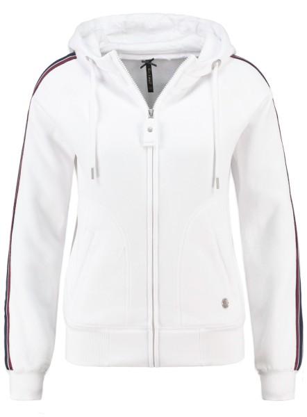 WSW VICTORY jacket hood white
