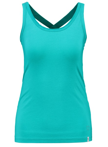 WT TOP LUCY NEW round dark mint