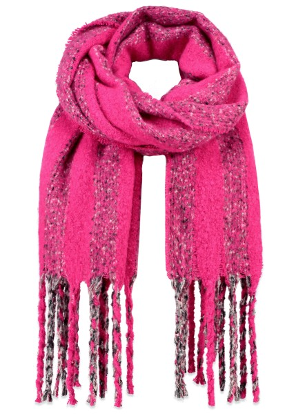 WA FLAVOUR scarf / 5 pink