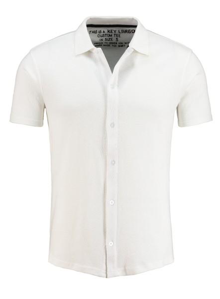 MSH ALLEN shirt shortsleeve offwhite
