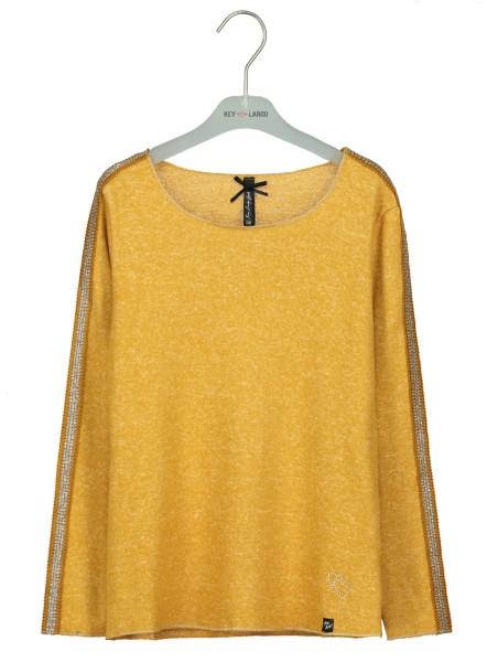 GLS MONA round dark yellow