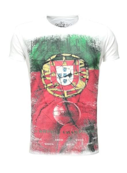 T TEAM PORTUGAL round