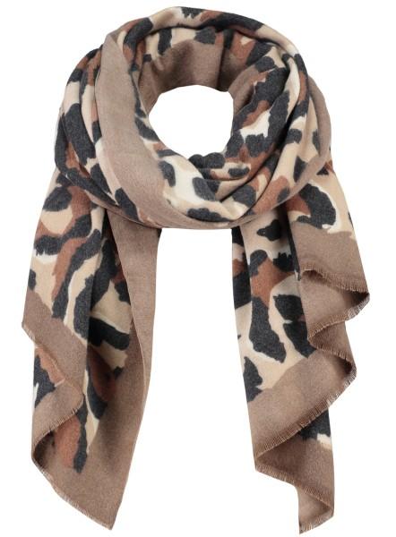 WA AFRICA scarf / 6 schlamm