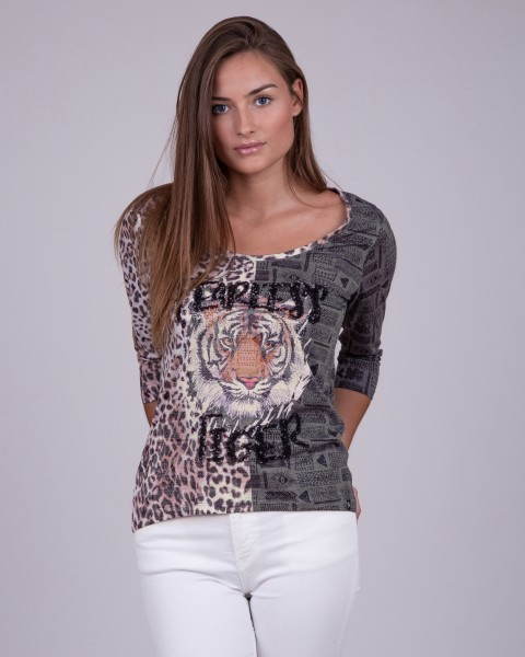 WLS FEARLESS round 3/4 black