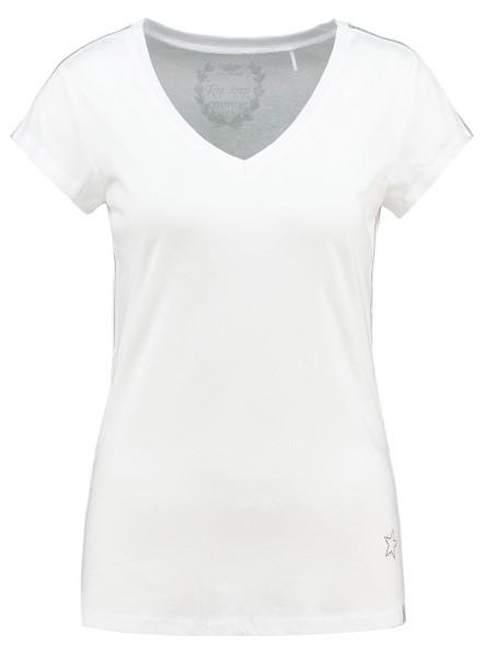 WT FRESH v-neck white