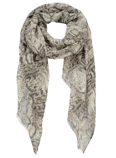 WA PYTHON scarf / 4 beige