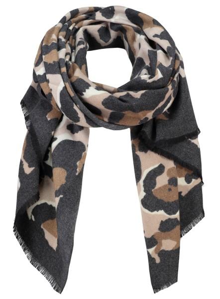 WA AFRICA scarf / 6 black
