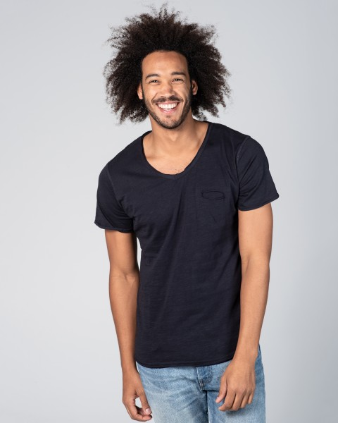 MT SODA NEW v-neck navy