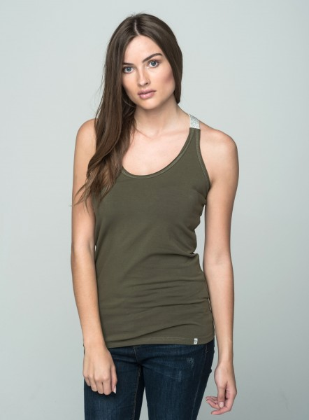 WT TOP LUCY NEW round khaki