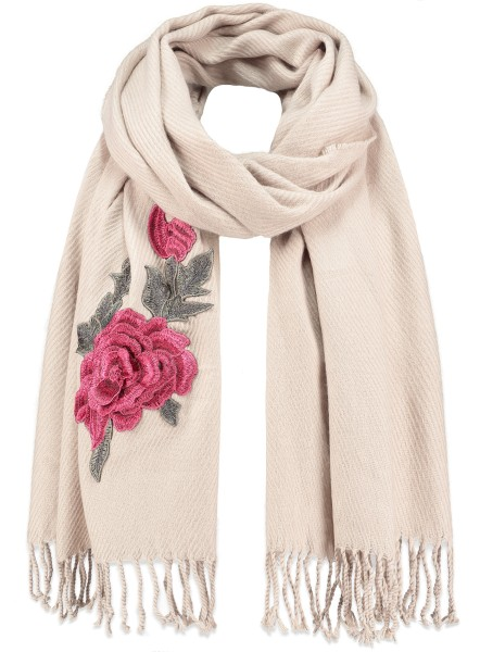 WA BLOOM scarf / 5