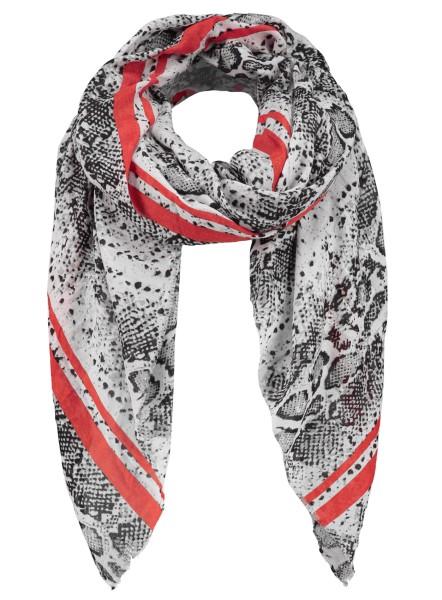 WA SCRUB scarf / 2 silver