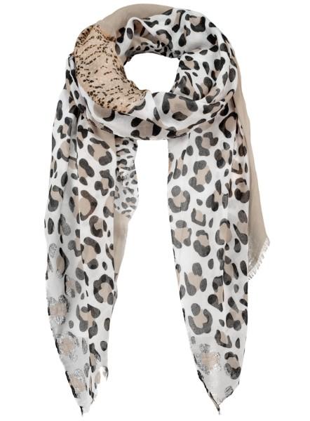 WA TOXIC scarf / 3 silver