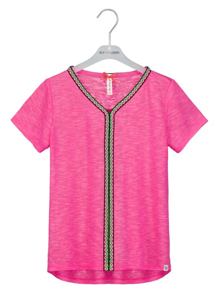 GT IBIZA v-neck pink