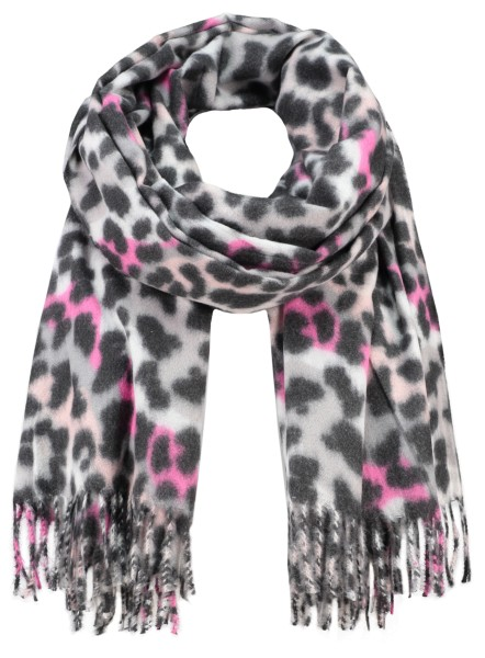 WA ANIMAL scarf / 4