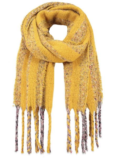WA FLAVOUR scarf / 5 honey