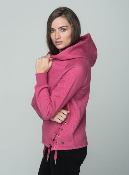 WSW MILA hood pink mel.