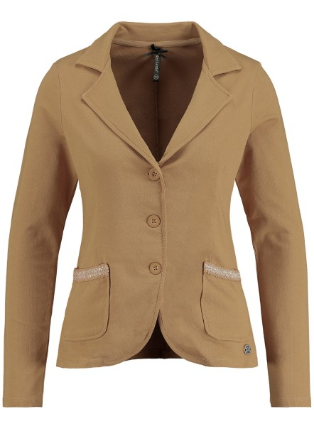 WSW RICH jacket cognac brown