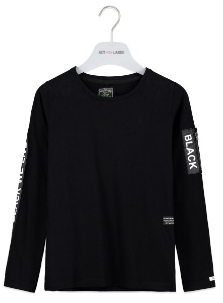 BLS BLACK round black