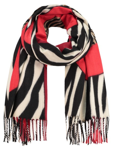 WA KALAHARI scarf / 5 red