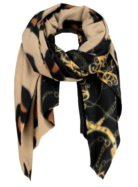 WA MIX scarf / 3 beige